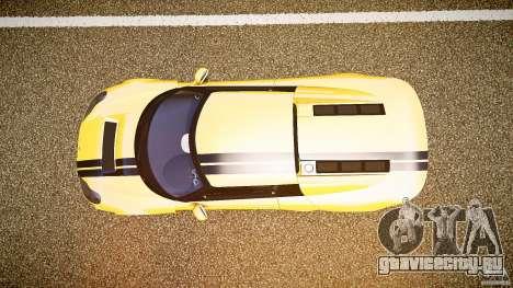 Rossion Q1 2010 v1.0 для GTA 4 вид сзади