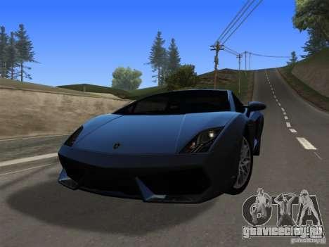 IG ENBSeries v2.0 для GTA San Andreas десятый скриншот