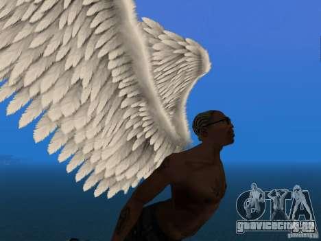 Wings для GTA San Andreas четвёртый скриншот