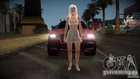 BMW X6 Lumma для GTA San Andreas вид сбоку