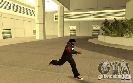 Куртка - Точка G для GTA San Andreas пятый скриншот