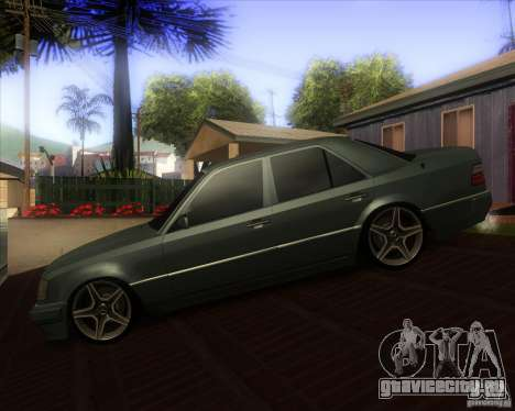 Mercedes-Benz S500 Волчок для GTA San Andreas