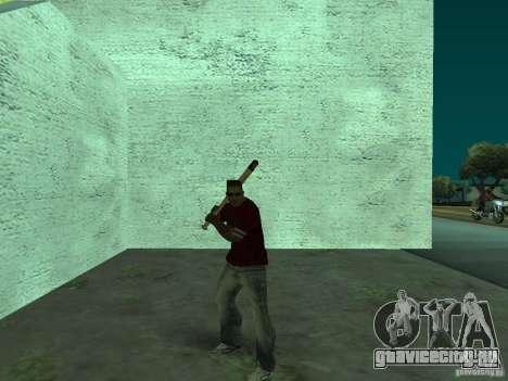 Бита HD для GTA San Andreas третий скриншот