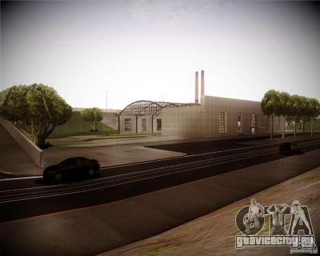 Сборник графических модов для GTA San Andreas второй скриншот