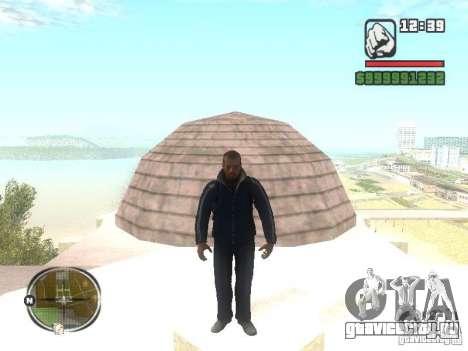 Viktor Zakhaev из COD MW 1 для GTA San Andreas