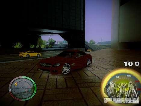 Спидометр by CentR для GTA San Andreas третий скриншот