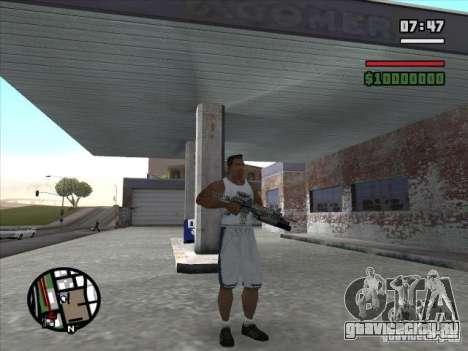 M4 из S.T.A.L.K.E.R.a для GTA San Andreas второй скриншот