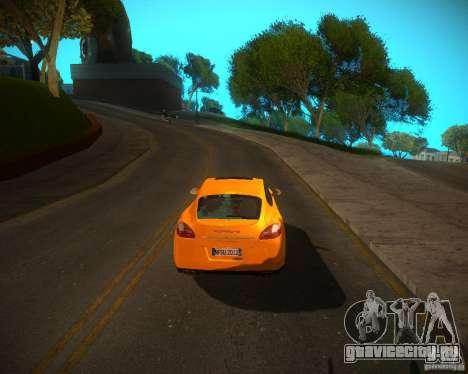 ENBSeries Realistic для GTA San Andreas третий скриншот