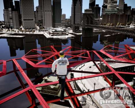 Niko The Mask для GTA 4 восьмой скриншот