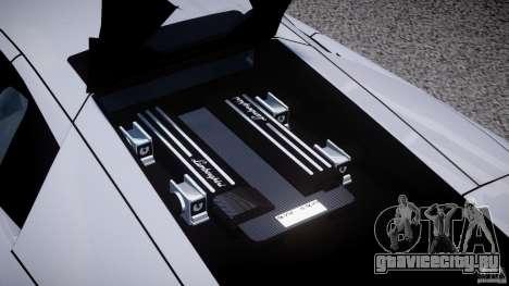 Lamborghini Murcielago LP670-4 SuperVeloce для GTA 4 вид сбоку
