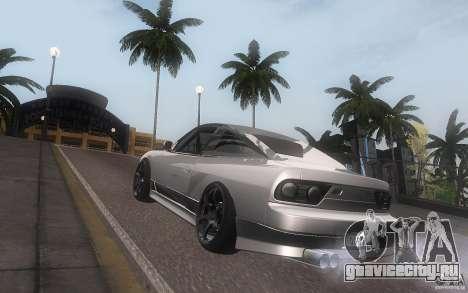 Nissan 180sx v2 для GTA San Andreas вид справа