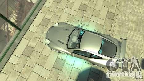 Aston Martin Vanquish S v2.0 без тонировки для GTA 4 вид справа