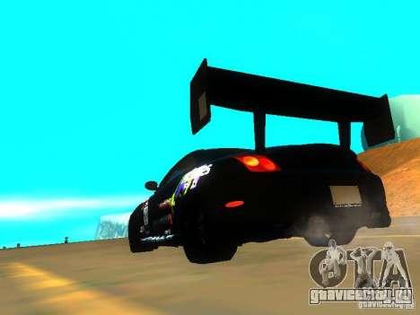 Lexus SC430 Daigo Saito v2 для GTA San Andreas