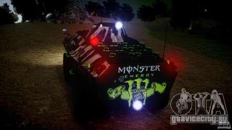 Monster APC для GTA 4 вид сзади