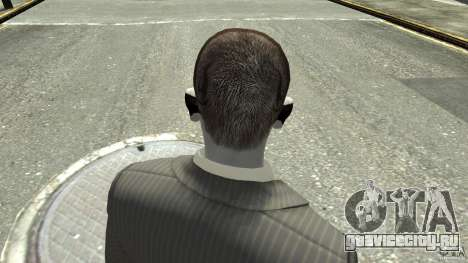 Tatoo Tiger для GTA 4 четвёртый скриншот