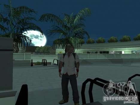 Skins Collection для GTA San Andreas третий скриншот
