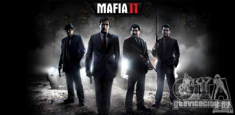 Загрузочные картинки в стиле Mafia II + бонус! для GTA San Andreas шестой скриншот