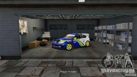 Subaru Impreza WRX STI Rallycross BFGoodric для GTA 4