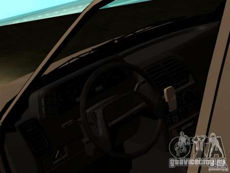 ВАЗ 21103 для GTA San Andreas вид справа
