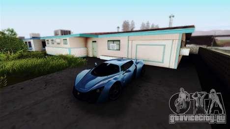 ENBSeries by egor585 для GTA San Andreas шестой скриншот