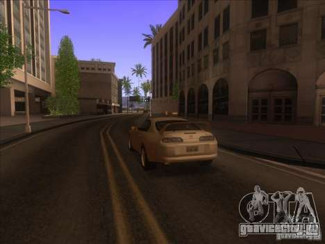 ENBSeries 0.075 для слабых ПК для GTA San Andreas четвёртый скриншот