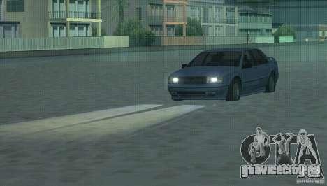Галогенные фары для GTA San Andreas второй скриншот