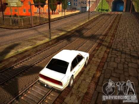 ENBSeries by GaTa для GTA San Andreas шестой скриншот