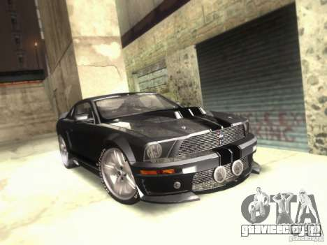 Ford Mustang Eleanor Prototype для GTA San Andreas