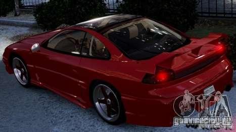 Dodge Stealth Turbo RT 1996 для GTA 4