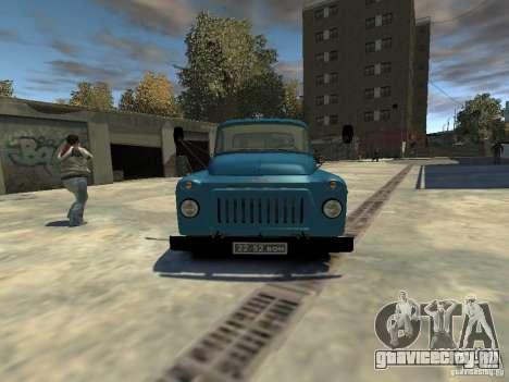 Газ 52 HotRod для GTA 4 вид справа