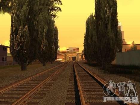 Unity Station для GTA San Andreas пятый скриншот