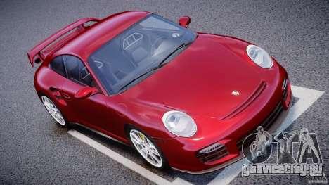 Posrche 911 GT2 для GTA 4 вид слева