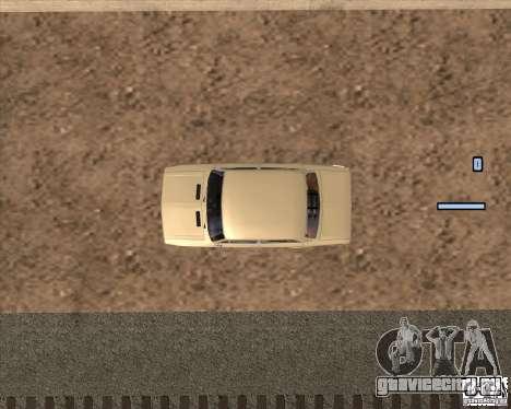 ВАЗ-2103 для GTA San Andreas вид справа