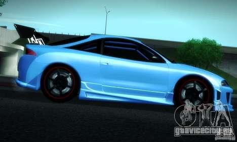 Mitsubishi Eclipse GSX 1999 для GTA San Andreas