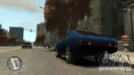 Mini Dukes для GTA 4 вид сзади слева