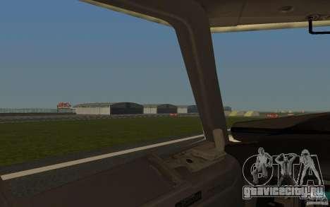 Boeing 737-800 для GTA San Andreas вид сбоку