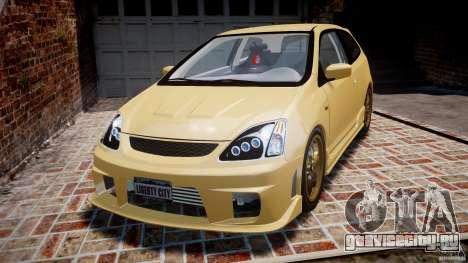 Honda Civic Type R 2005 для GTA 4