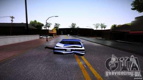 Пешеходы цепляются к авто для GTA San Andreas третий скриншот