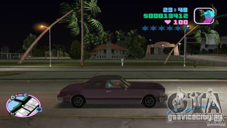 Idaho HD для GTA Vice City вид слева