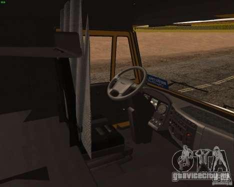KamAZ 5460 Дальнобойщики 2 для GTA San Andreas вид справа