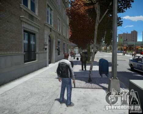 Dead Eye для GTA 4 третий скриншот