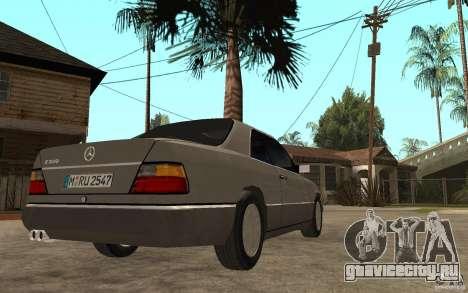 Mercedes-Benz E320 C124 для GTA San Andreas вид справа