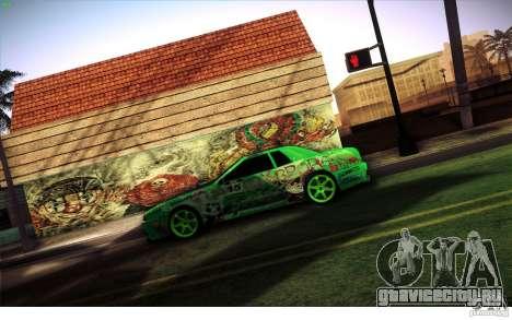 Elegy Toy Sport v2.0 Shikov Version для GTA San Andreas вид сбоку