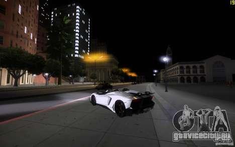 ENBSeries by Gasilovo Final Version для GTA San Andreas четвёртый скриншот