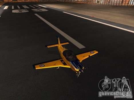 CT-4E Trainer для GTA San Andreas вид сбоку