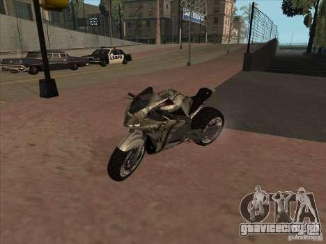 TLaD Double T Custom для GTA San Andreas вид слева