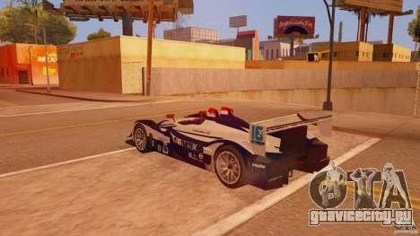 Porsche RS Spyder EVO Dyson Racing для GTA San Andreas