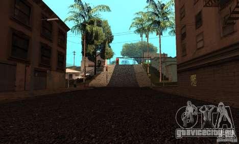 Grove Street для GTA San Andreas четвёртый скриншот