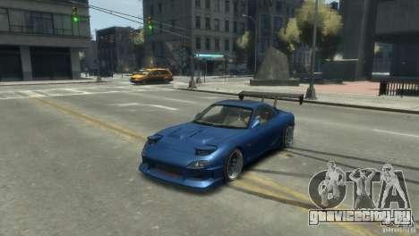 Mazda RX-7 FD3s для GTA 4