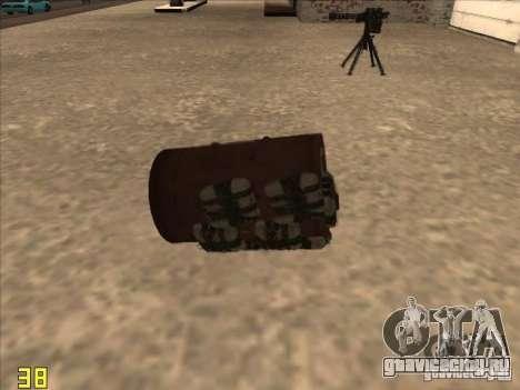 Бо4ка для GTA San Andreas второй скриншот